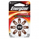 Батарейка Energizer Zinc Air 312 1 шт.