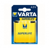 Батарейка VARTA SUPERLIFE 3R12 1 шт.